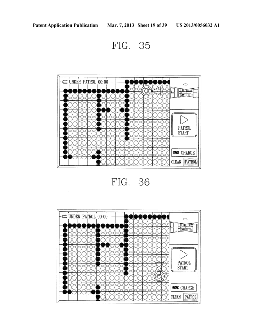 ROBOT CLEANER, AND SYSTEM AND METHOD FOR REMOTELY CONTROLLING THE SAME - diagram, schematic, and image 20