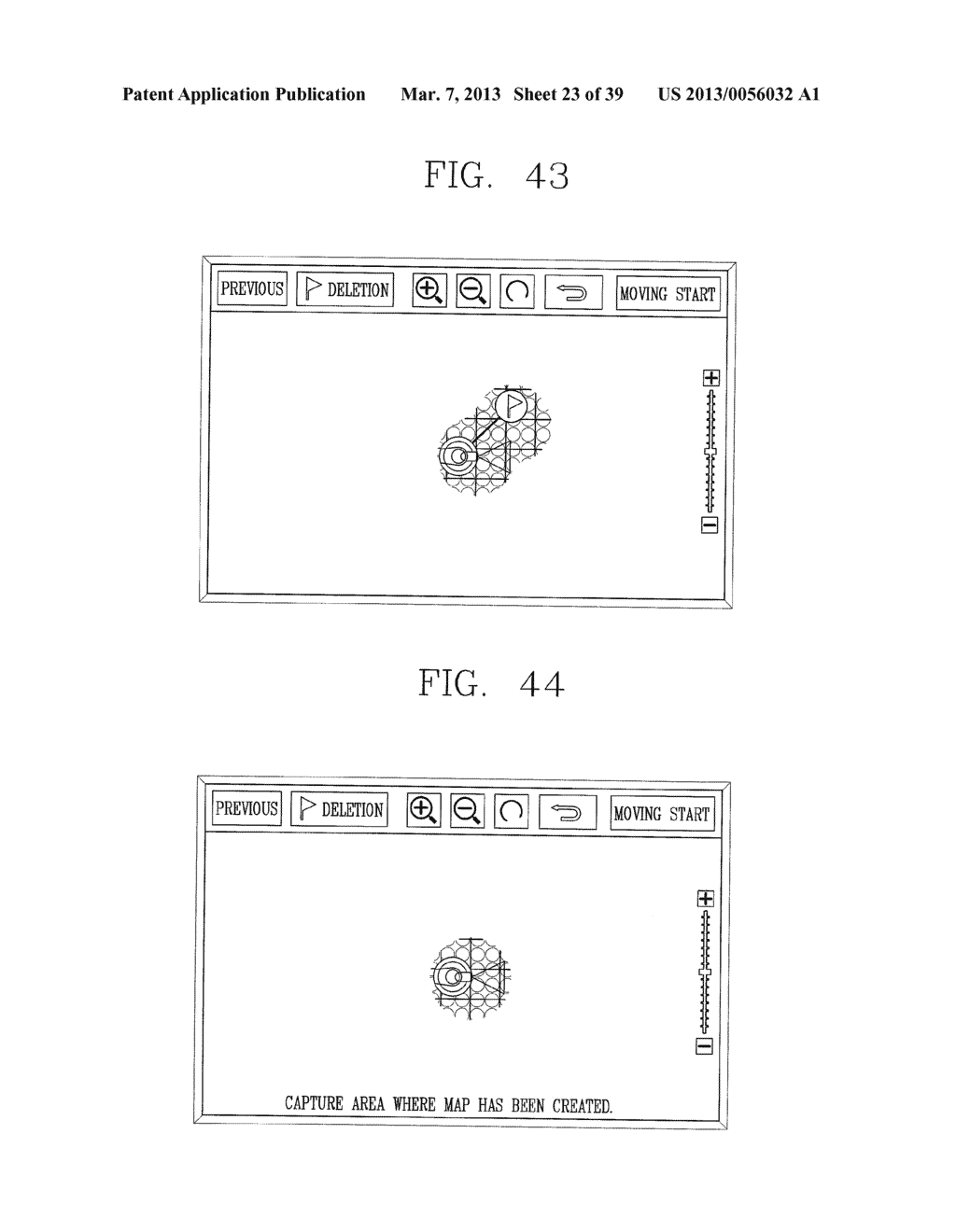 ROBOT CLEANER, AND SYSTEM AND METHOD FOR REMOTELY CONTROLLING THE SAME - diagram, schematic, and image 24