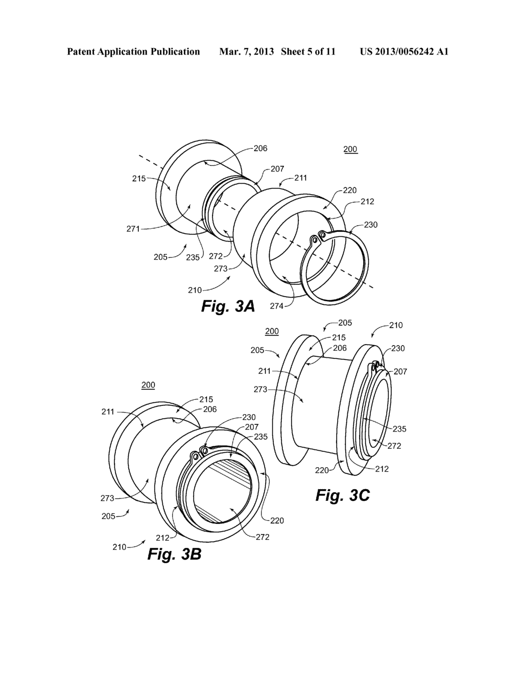 ARM ATTACHMENT BUSHING ASSEMBLY AND METHOD OF USING SAME - diagram, schematic, and image 06