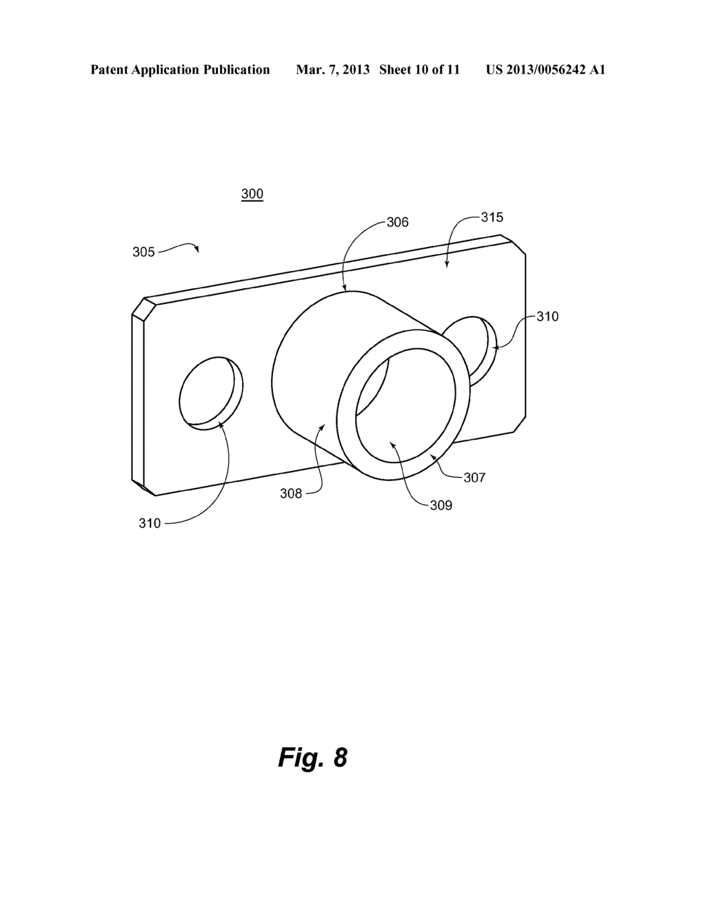 ARM ATTACHMENT BUSHING ASSEMBLY AND METHOD OF USING SAME - diagram, schematic, and image 11