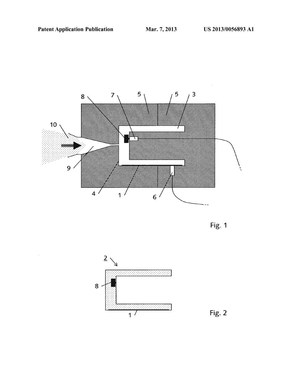 METHOD FOR DETECTING INSERT OBJECTS IN AN INJECTION-MOULDED PART - diagram, schematic, and image 02