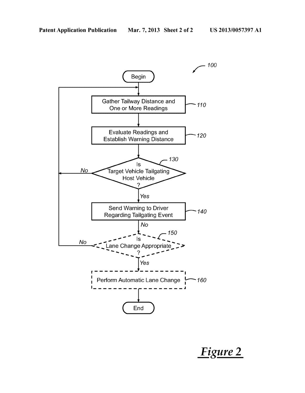 METHOD OF OPERATING A VEHICLE SAFETY SYSTEM - diagram, schematic, and image 03