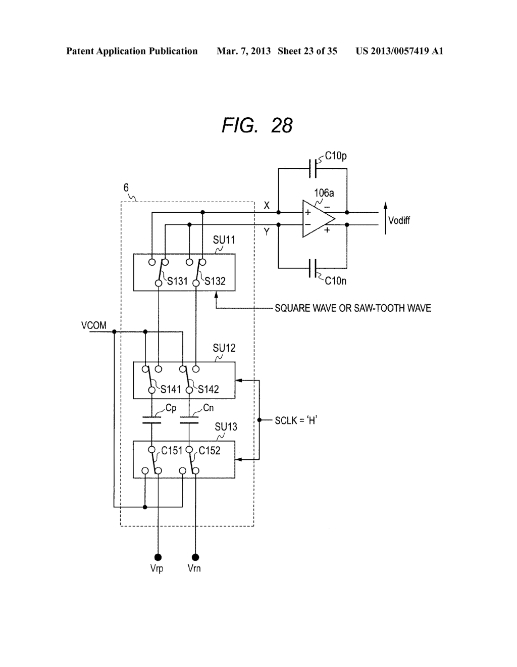 DELTA-SIGMA A/D CONVERTER - diagram, schematic, and image 24