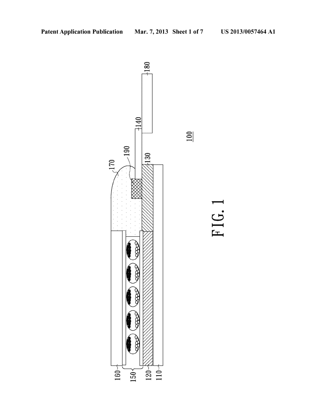 ELECTRO-PHORETIC DISPLAY DEVICE AND FABRICATING METHOD THEREOF - diagram, schematic, and image 02