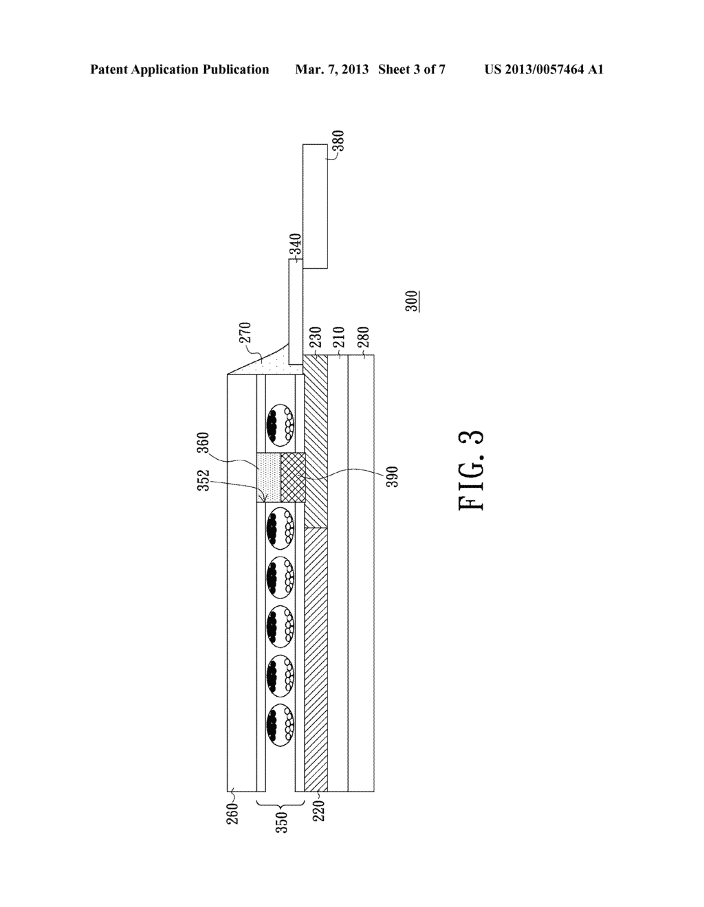 ELECTRO-PHORETIC DISPLAY DEVICE AND FABRICATING METHOD THEREOF - diagram, schematic, and image 04
