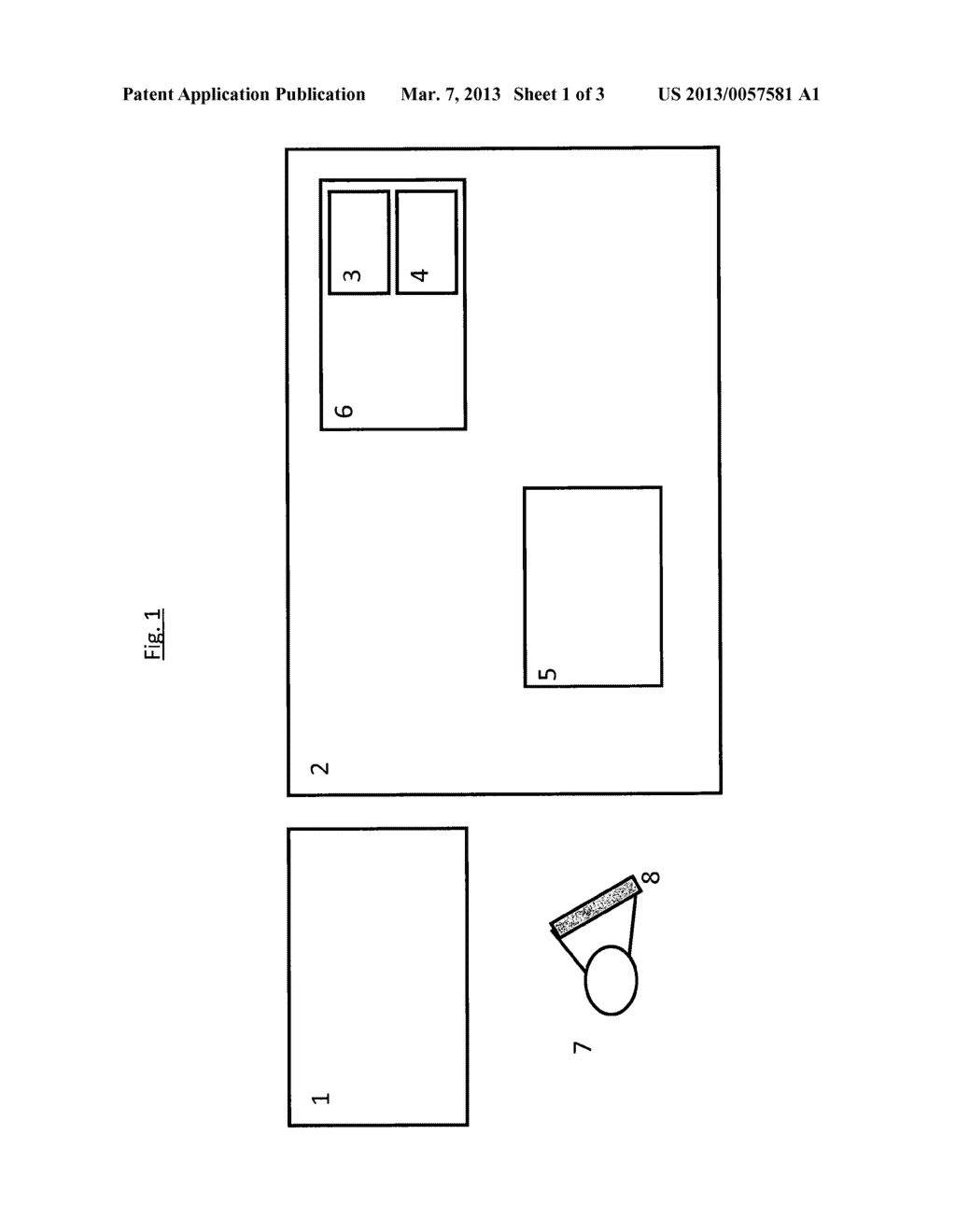 METHOD OF DISPLAYING VIRTUAL INFORMATION IN A VIEW OF A REAL ENVIRONMENT - diagram, schematic, and image 02