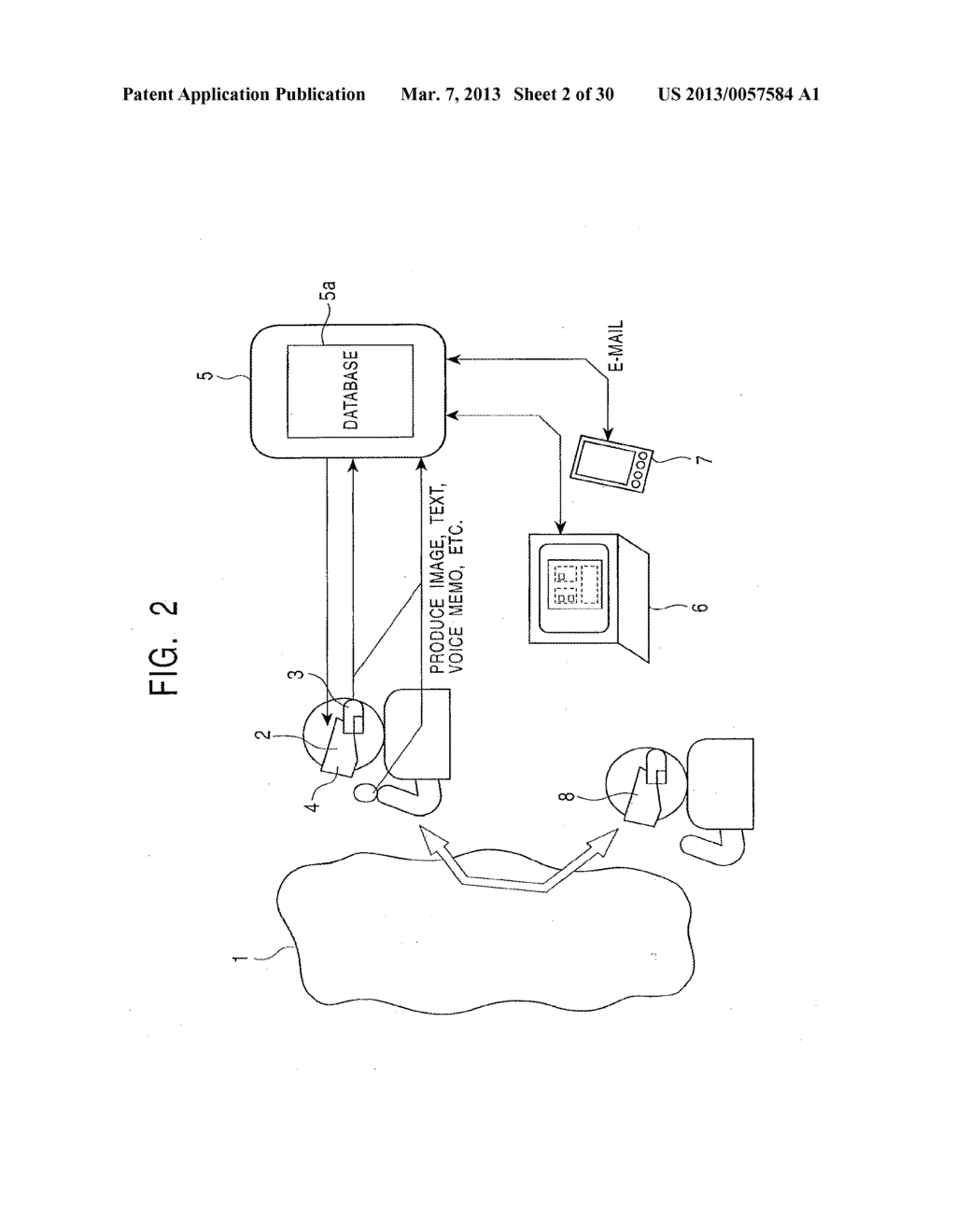 INFORMATION PROCESSING APPARATUS AND METHOD, INFORMATION PROCESSING     SYSTEM, AND PROVIDING MEDIUM - diagram, schematic, and image 03
