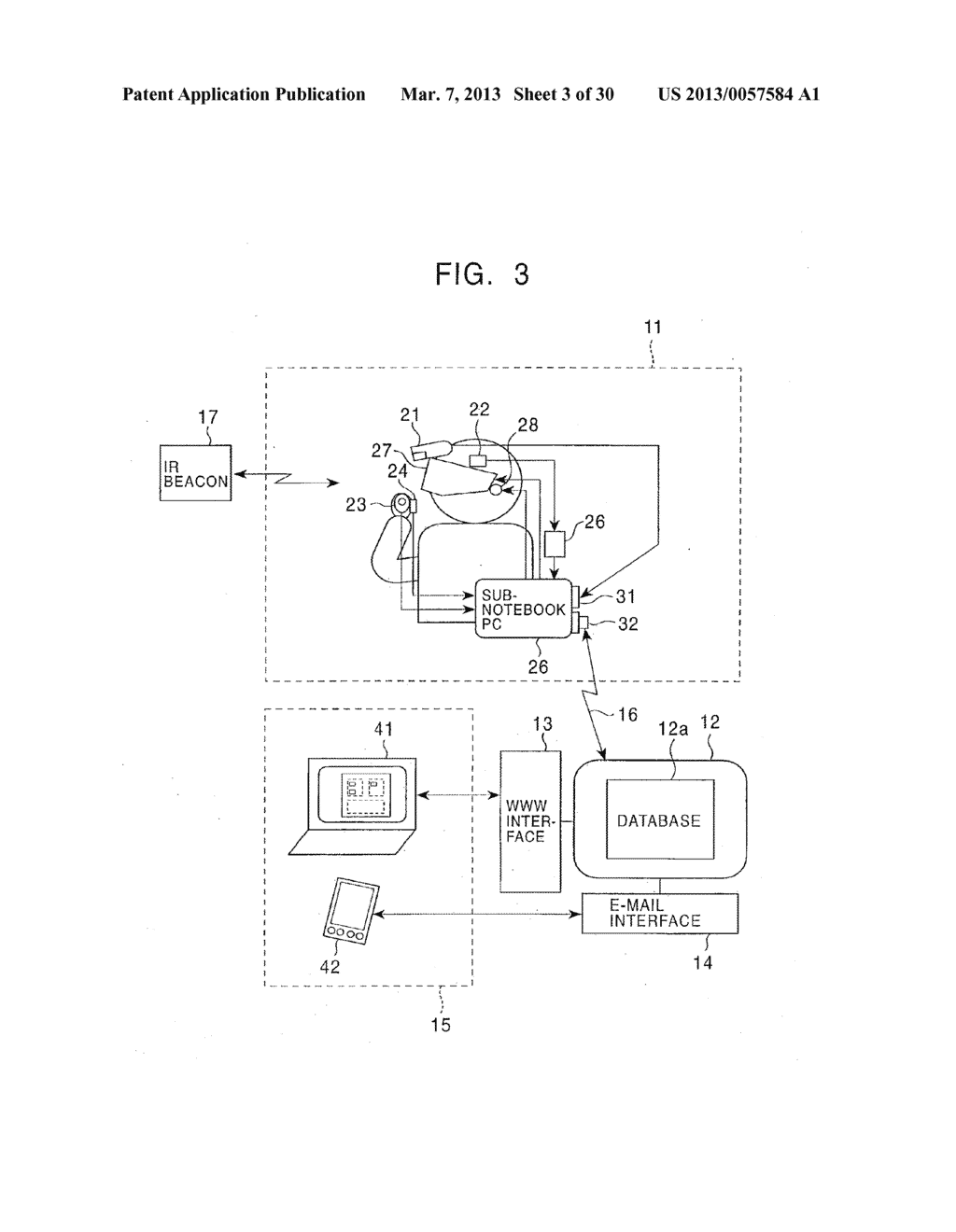 INFORMATION PROCESSING APPARATUS AND METHOD, INFORMATION PROCESSING     SYSTEM, AND PROVIDING MEDIUM - diagram, schematic, and image 04