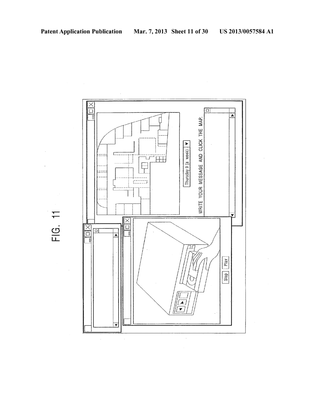 INFORMATION PROCESSING APPARATUS AND METHOD, INFORMATION PROCESSING     SYSTEM, AND PROVIDING MEDIUM - diagram, schematic, and image 12