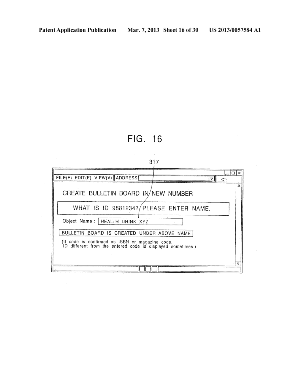 INFORMATION PROCESSING APPARATUS AND METHOD, INFORMATION PROCESSING     SYSTEM, AND PROVIDING MEDIUM - diagram, schematic, and image 17