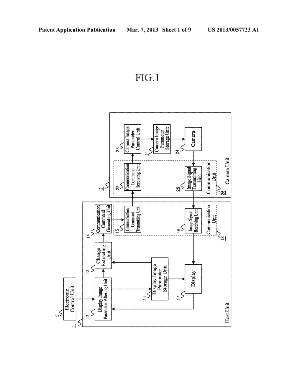 IMAGING SYSTEM, IMAGING DEVICE AND DISPLAY DEVICE - diagram, schematic, and image 02