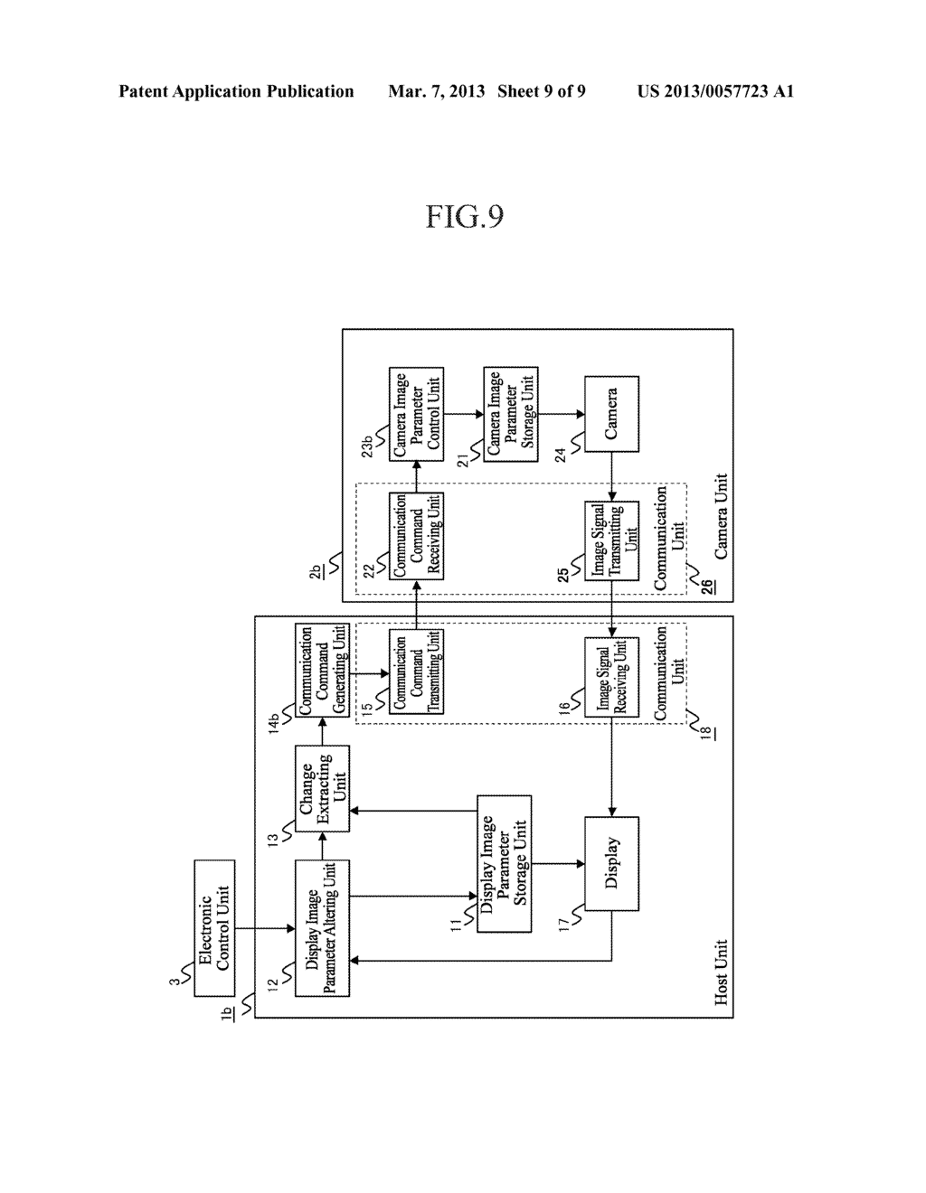 IMAGING SYSTEM, IMAGING DEVICE AND DISPLAY DEVICE - diagram, schematic, and image 10