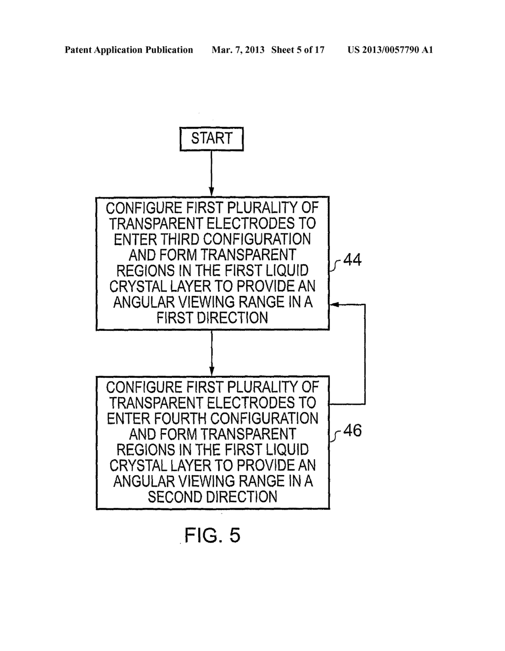 Apparatus, Methods and Computer Programs for configuring Output of a     Display - diagram, schematic, and image 06