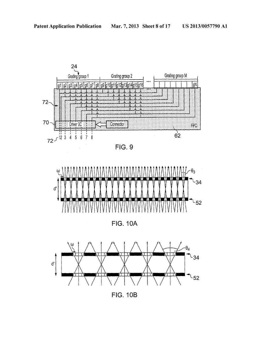 Apparatus, Methods and Computer Programs for configuring Output of a     Display - diagram, schematic, and image 09