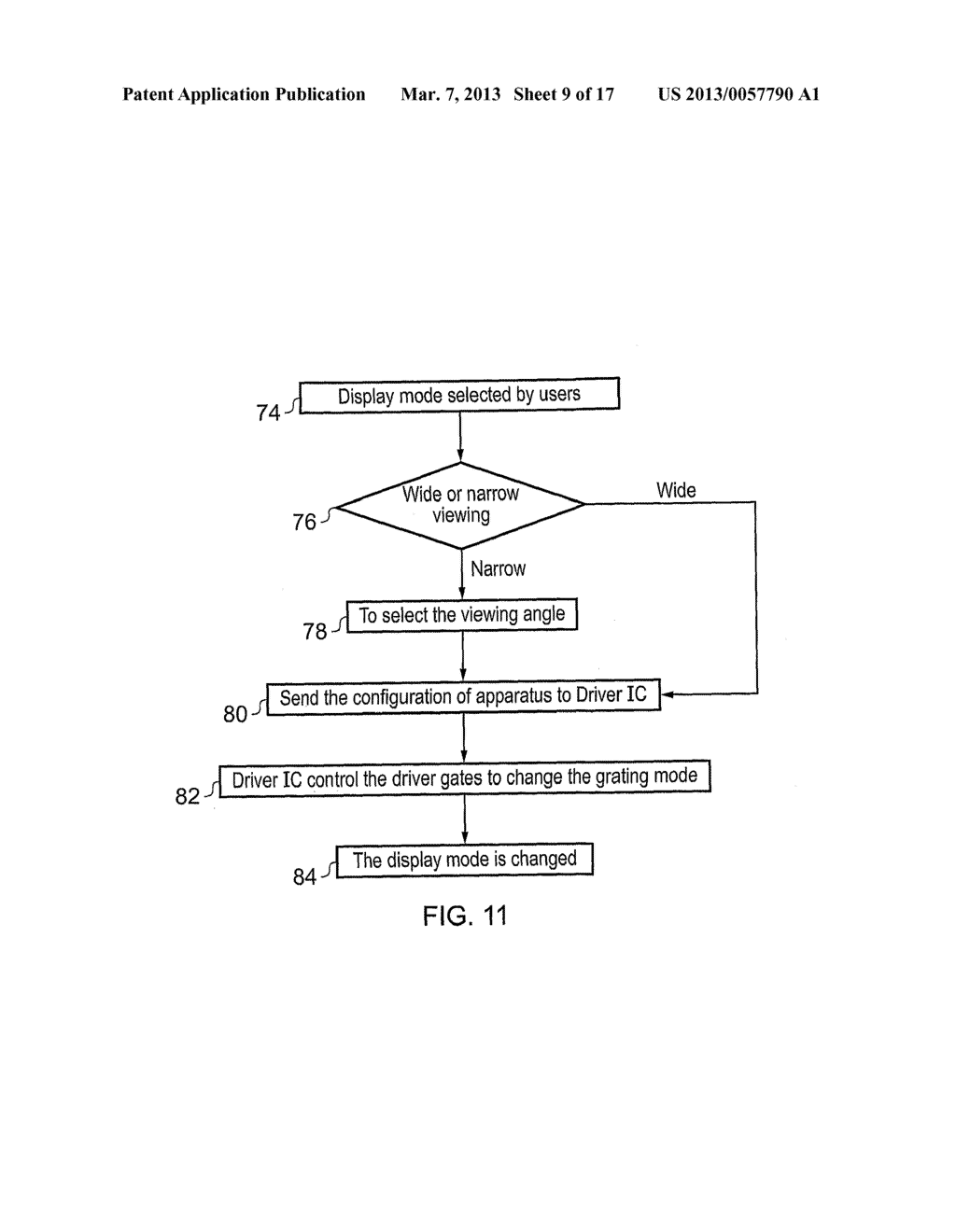 Apparatus, Methods and Computer Programs for configuring Output of a     Display - diagram, schematic, and image 10