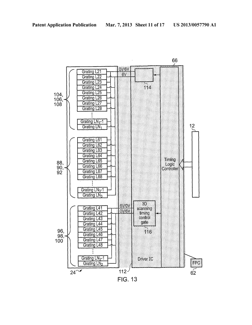 Apparatus, Methods and Computer Programs for configuring Output of a     Display - diagram, schematic, and image 12