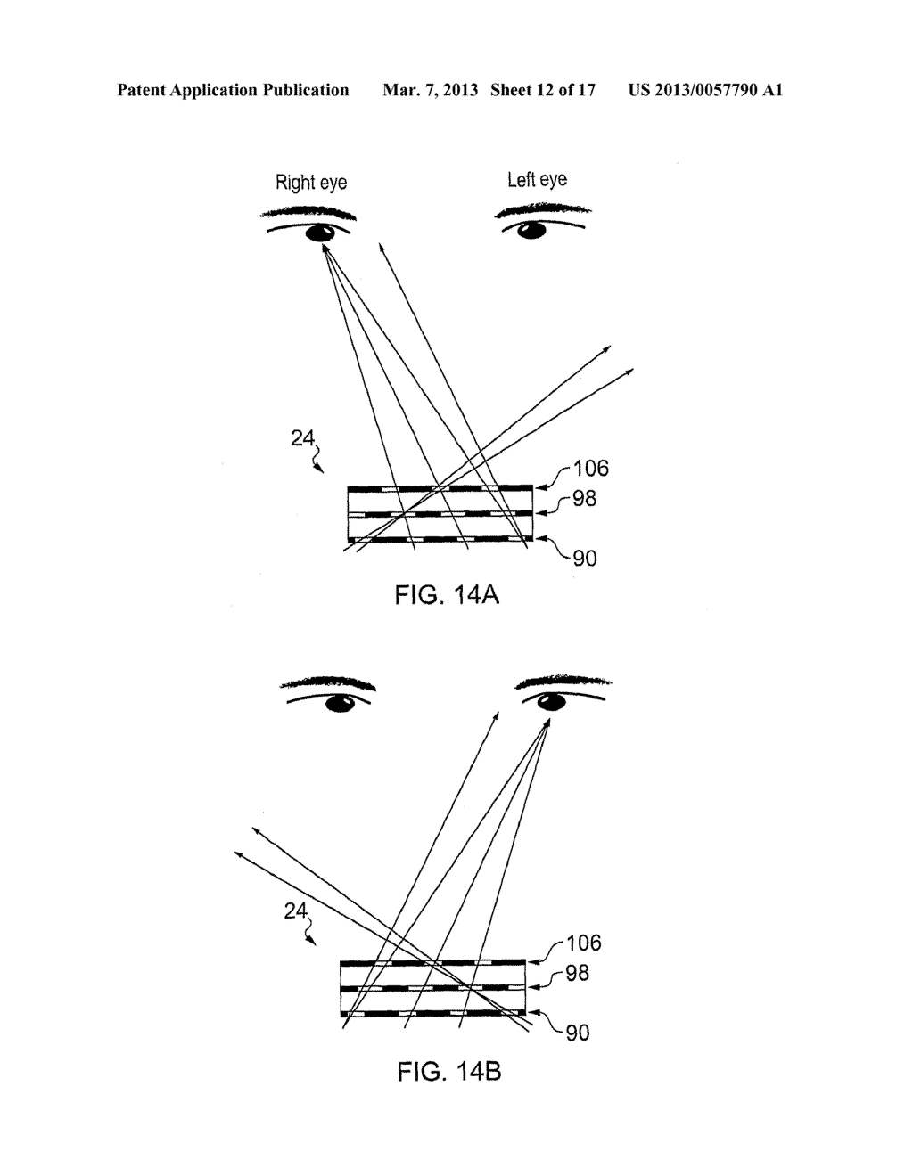 Apparatus, Methods and Computer Programs for configuring Output of a     Display - diagram, schematic, and image 13