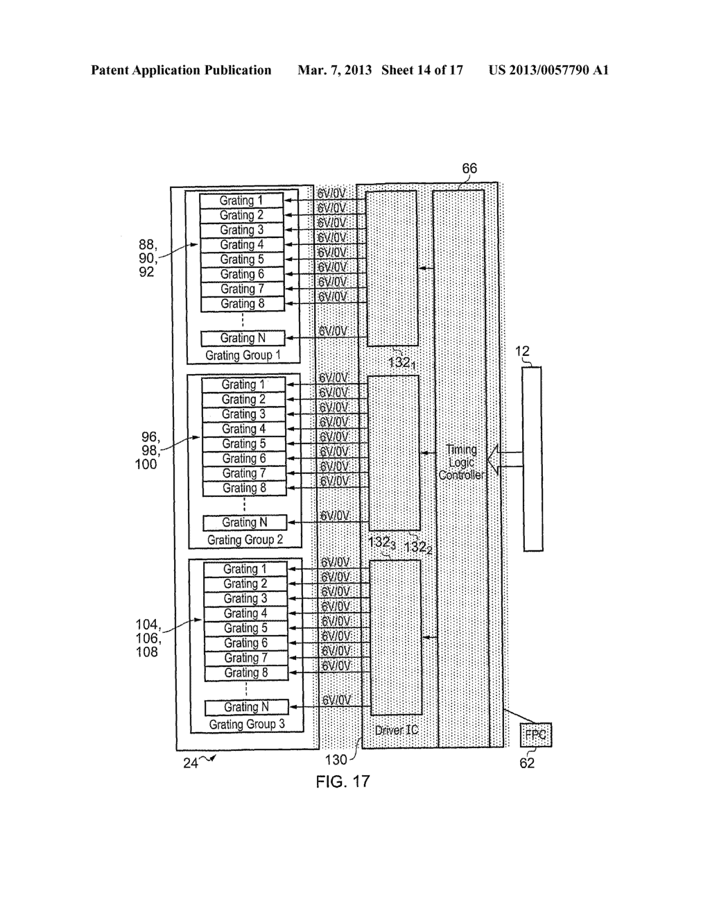 Apparatus, Methods and Computer Programs for configuring Output of a     Display - diagram, schematic, and image 15