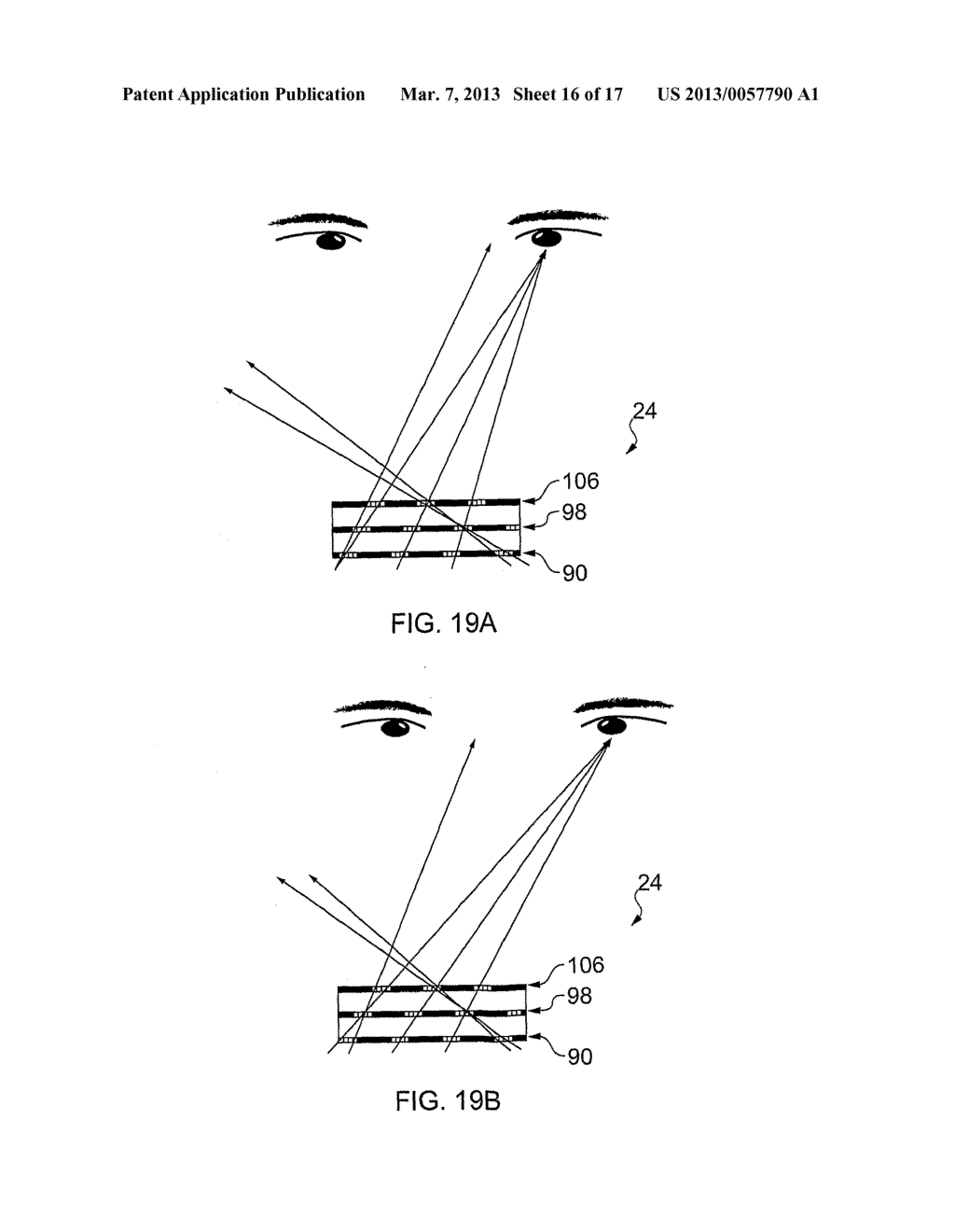 Apparatus, Methods and Computer Programs for configuring Output of a     Display - diagram, schematic, and image 17