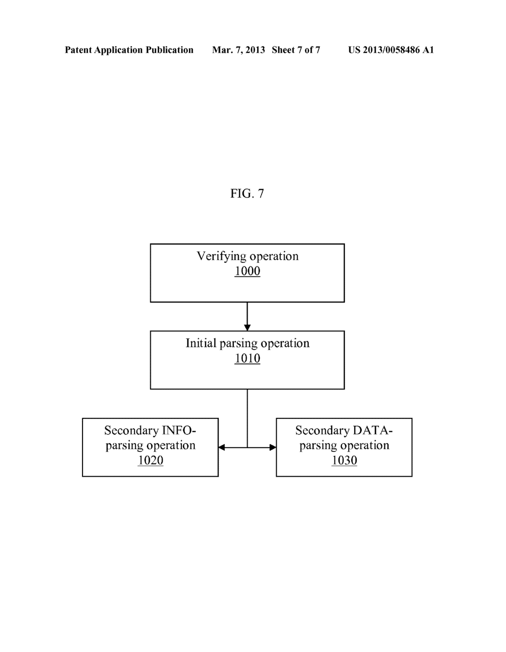 METHOD OF PROTECTING A CONTROL VECTOR IN AN OPTIONAL BLOCK OF A STANDARD     KEY BLOCK - diagram, schematic, and image 08