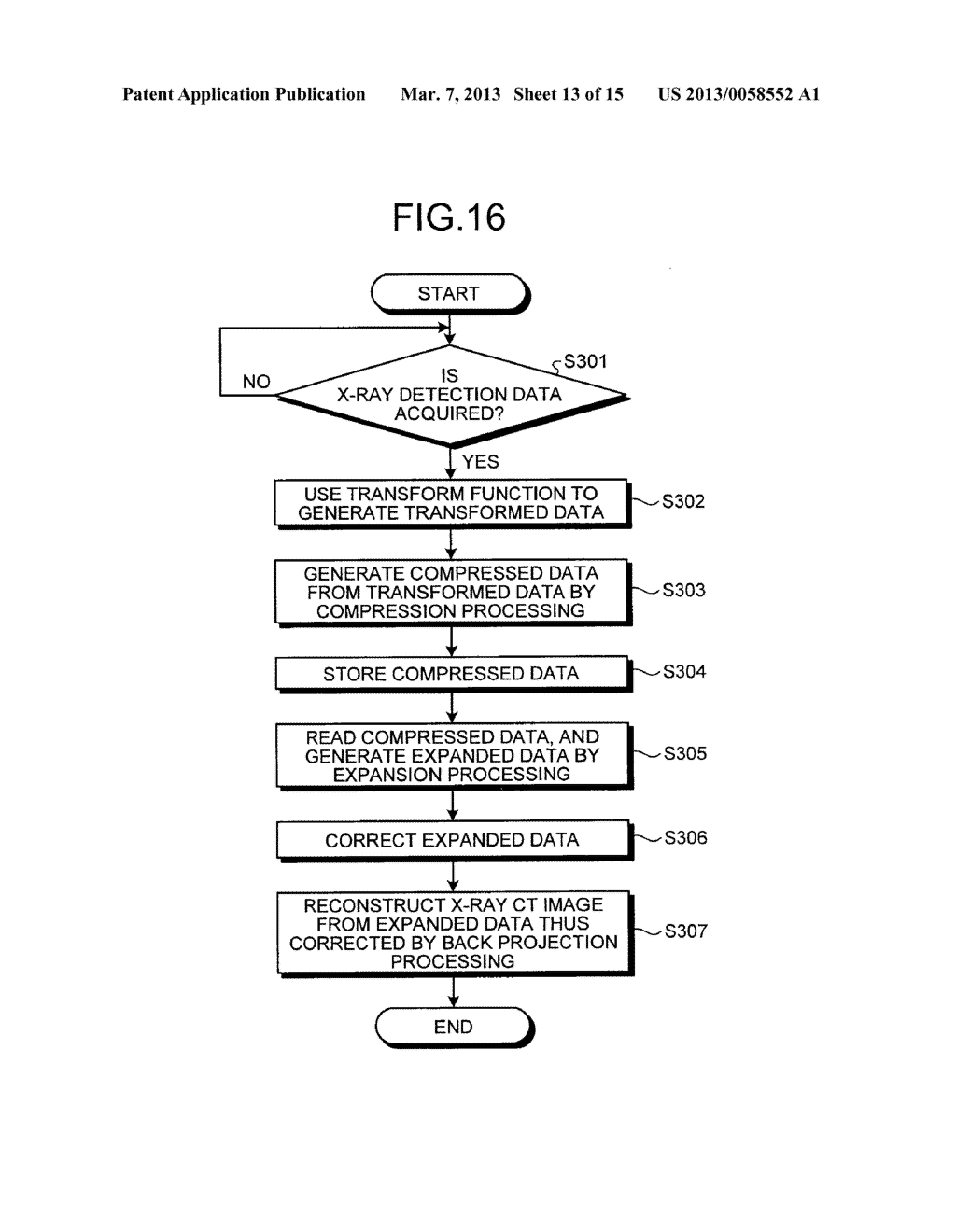 RADIATION DETECTION DATA PROCESSING APPARATUS AND METHOD - diagram, schematic, and image 14
