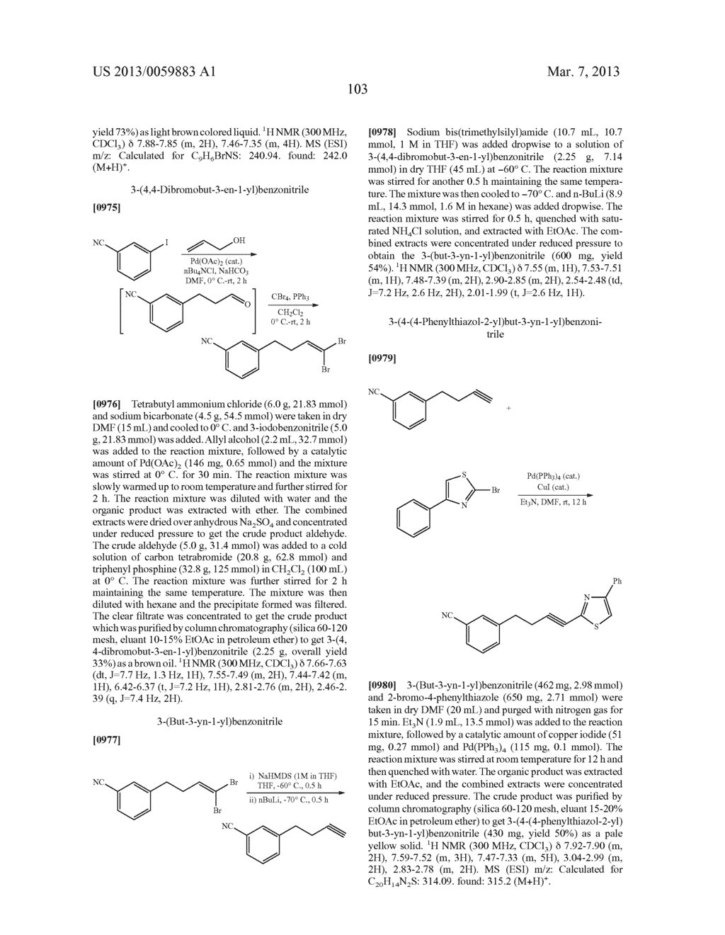 COMPOUNDS AND METHODS - diagram, schematic, and image 104