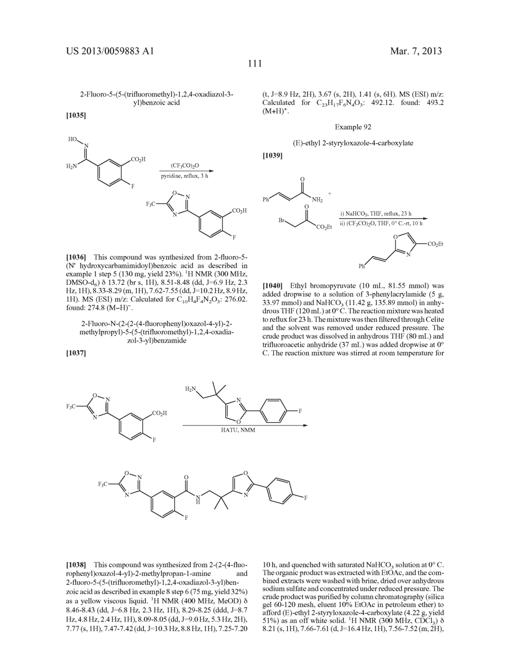 COMPOUNDS AND METHODS - diagram, schematic, and image 112