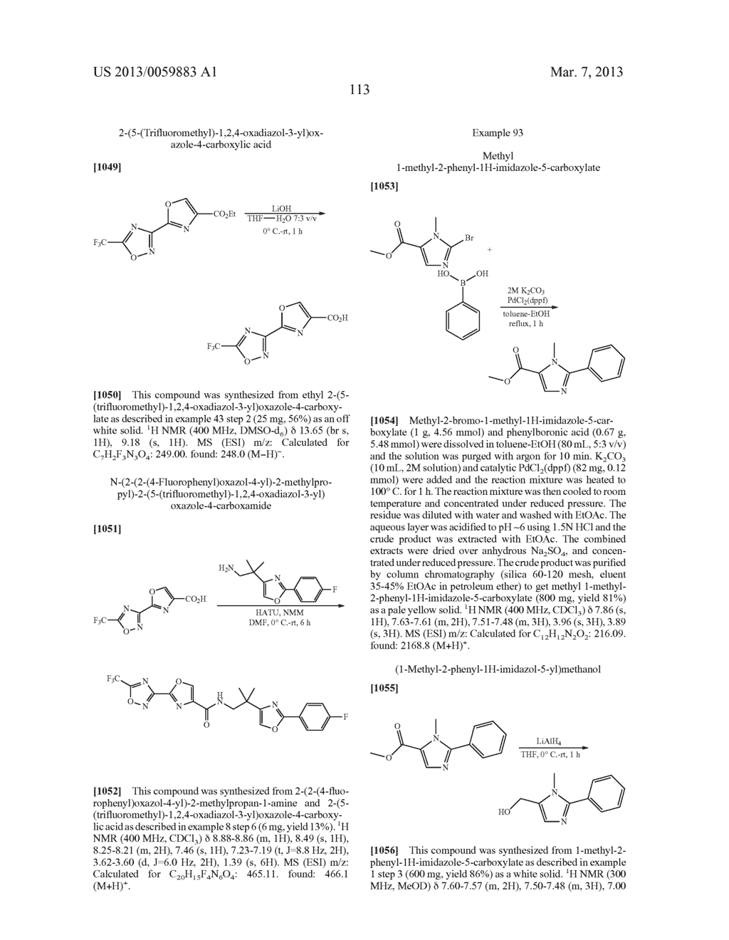 COMPOUNDS AND METHODS - diagram, schematic, and image 114