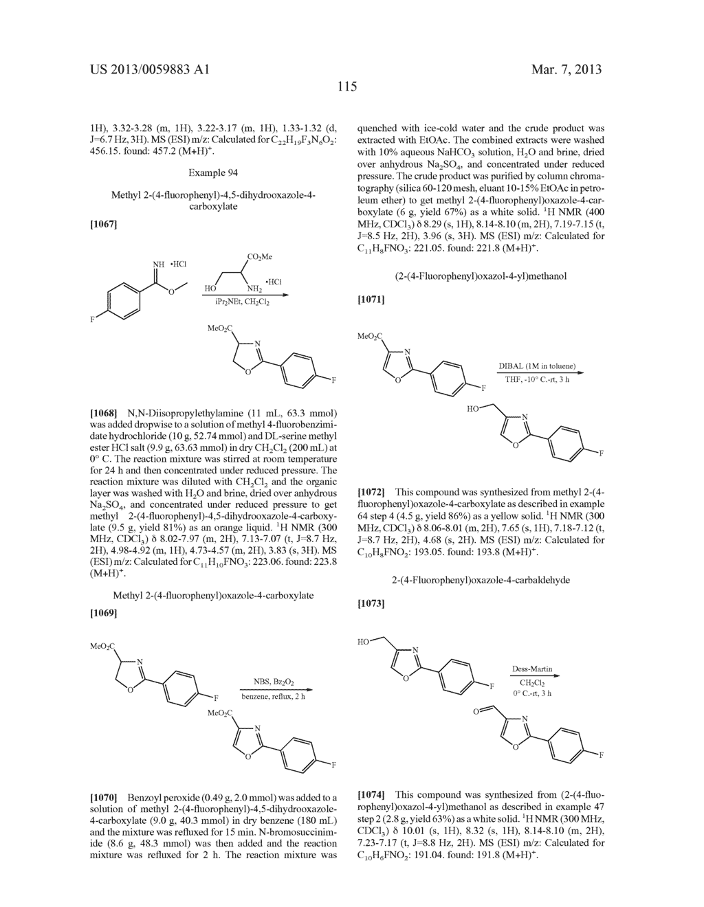 COMPOUNDS AND METHODS - diagram, schematic, and image 116