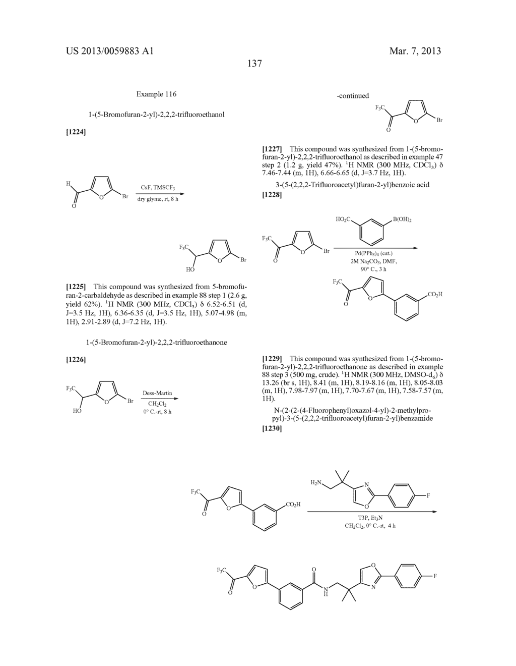 COMPOUNDS AND METHODS - diagram, schematic, and image 138