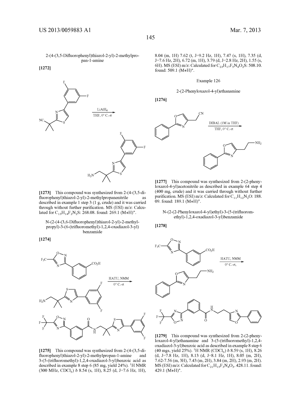 COMPOUNDS AND METHODS - diagram, schematic, and image 146