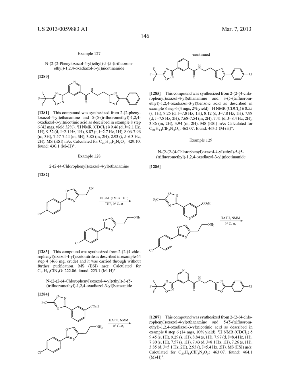 COMPOUNDS AND METHODS - diagram, schematic, and image 147