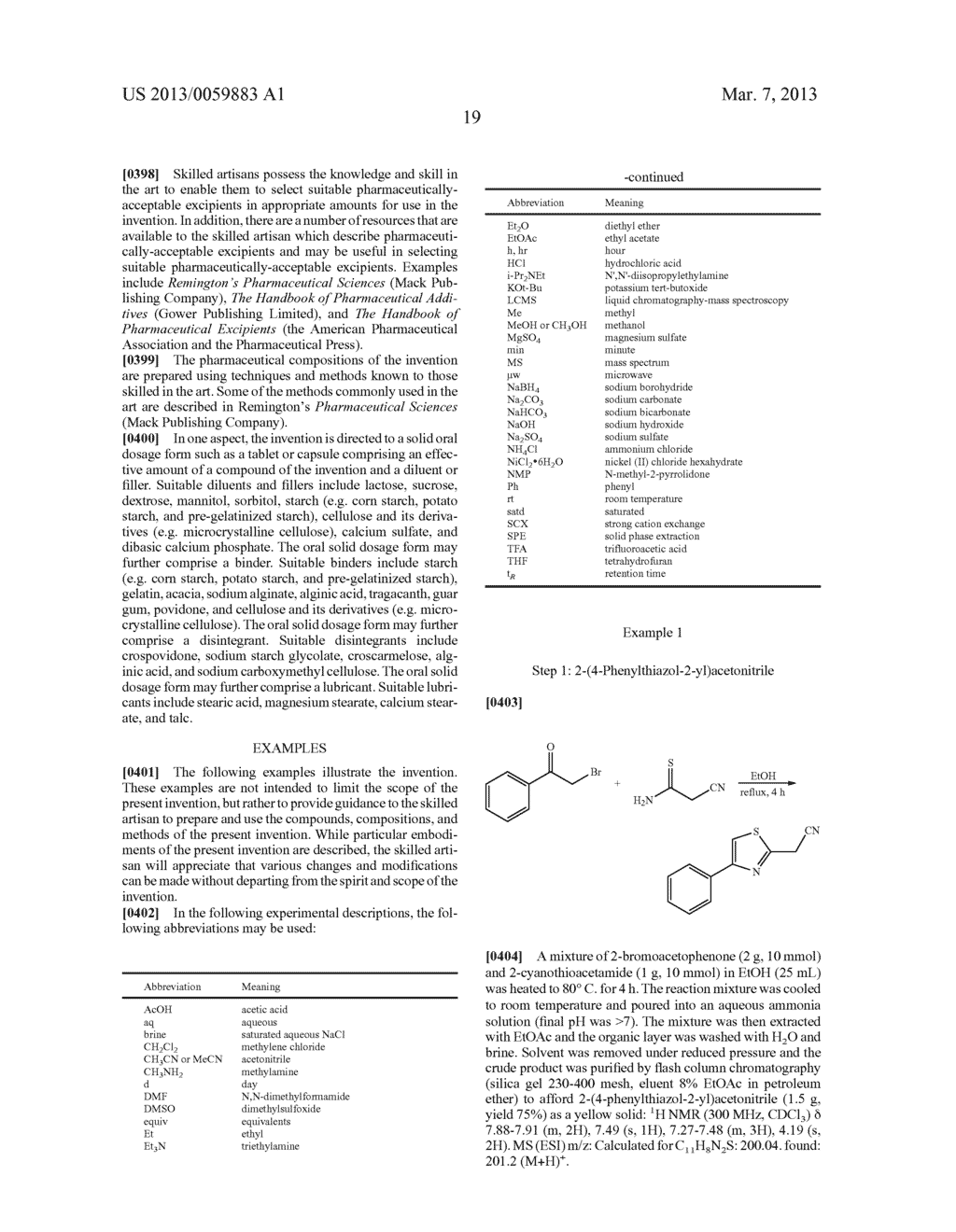 COMPOUNDS AND METHODS - diagram, schematic, and image 20