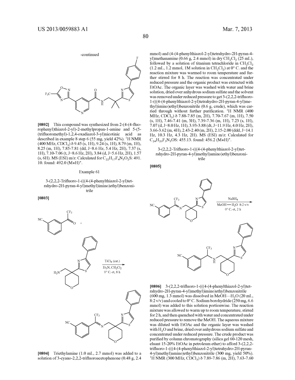 COMPOUNDS AND METHODS - diagram, schematic, and image 81
