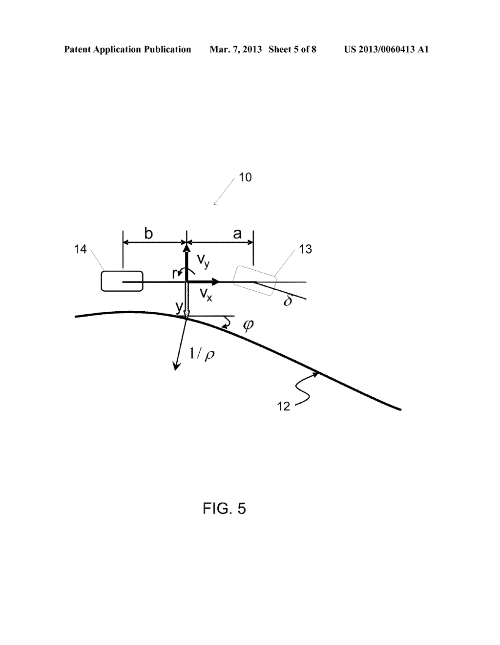 SYSTEM AND METHOD FOR SPEED ADAPTIVE STEERING OVERRIDE DETECTION DURING     AUTOMATED LANE CENTERING - diagram, schematic, and image 06