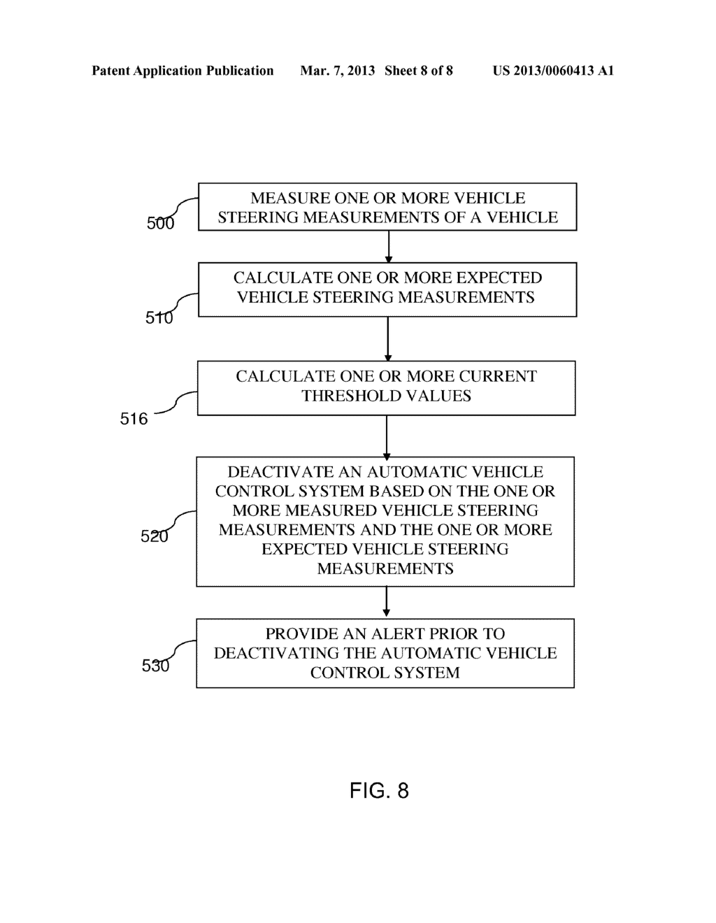 SYSTEM AND METHOD FOR SPEED ADAPTIVE STEERING OVERRIDE DETECTION DURING     AUTOMATED LANE CENTERING - diagram, schematic, and image 09
