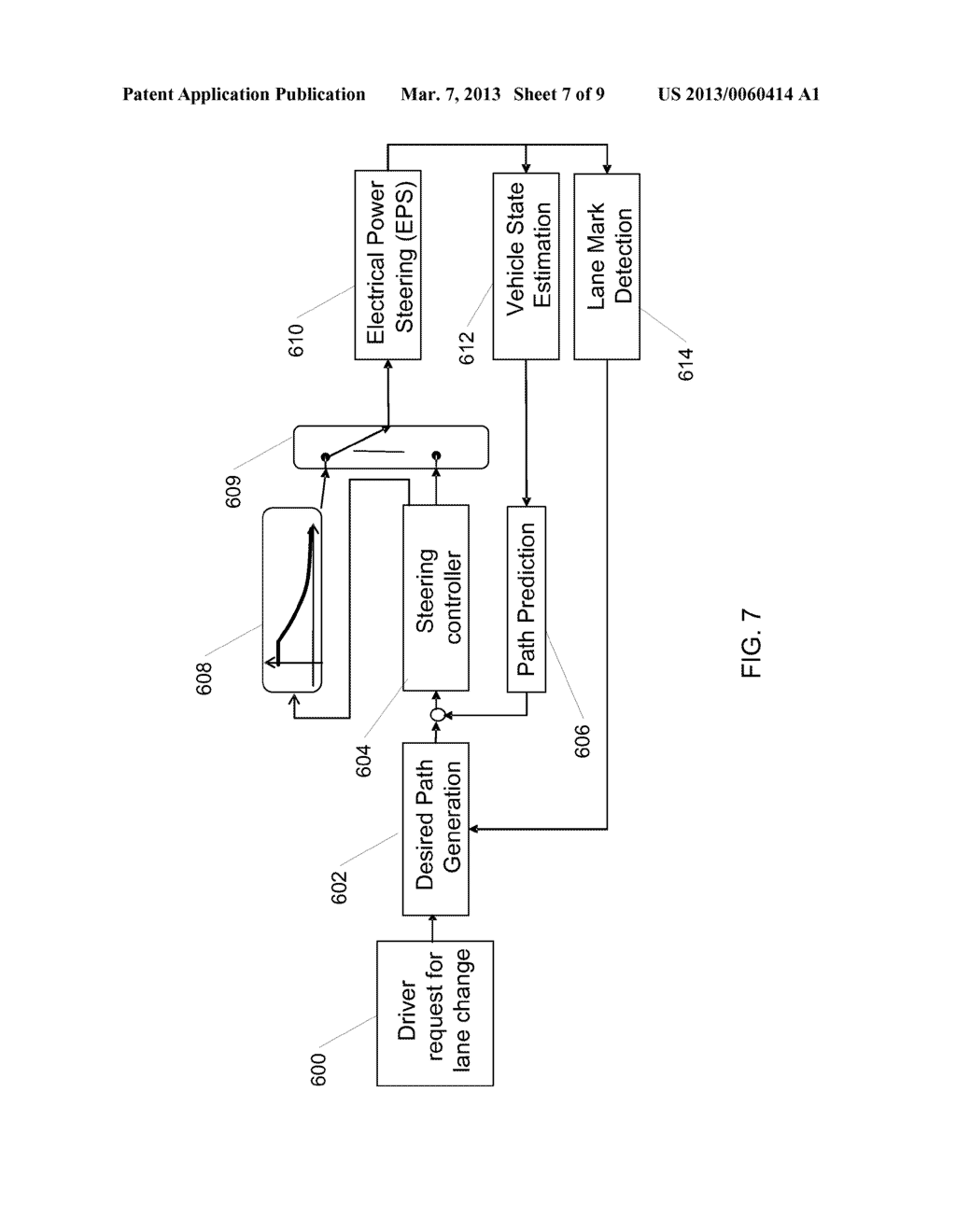 SYSTEM AND METHOD FOR SMOOTH STEERING OVERRIDE TRANSITION DURING AUTOMATED     LANE CENTERING - diagram, schematic, and image 08