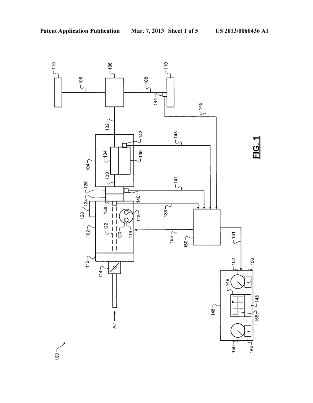 SYSTEM AND METHOD FOR CONTROLLING LOADS ON A MANUAL TRANSMISSION BASED ON     A SELECTED GEAR OF THE MANUAL TRANSMISSION - diagram, schematic, and image 02