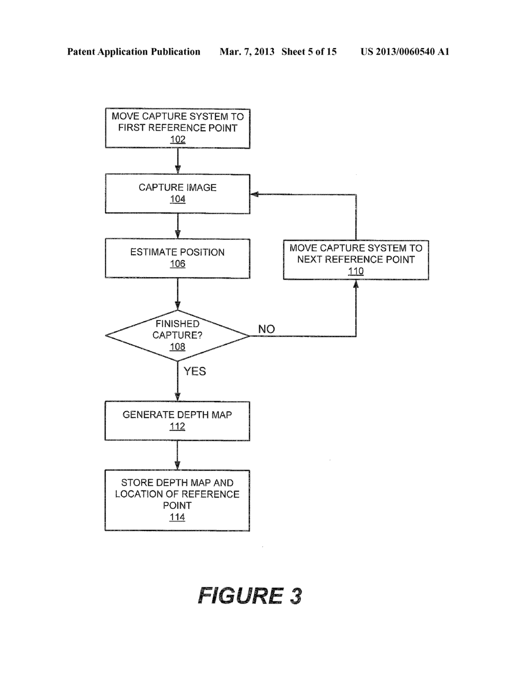 SYSTEMS AND METHODS THAT GENERATE HEIGHT MAP MODELS FOR EFFICIENT THREE     DIMENSIONAL RECONSTRUCTION FROM DEPTH INFORMATION - diagram, schematic, and image 06
