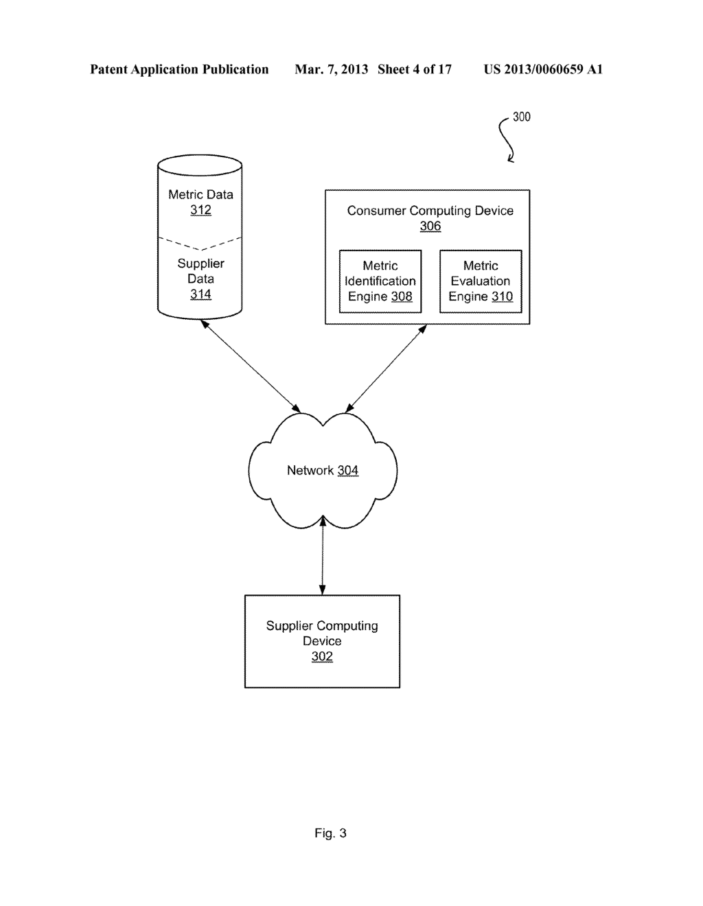 SYSTEM AND METHOD FOR SPLITTING COLLABORATION ON EVENT METRICS FOR A     SUPPLIER TO RESPOND TO BASED ON FUNCTIONAL ROLE - diagram, schematic, and image 05