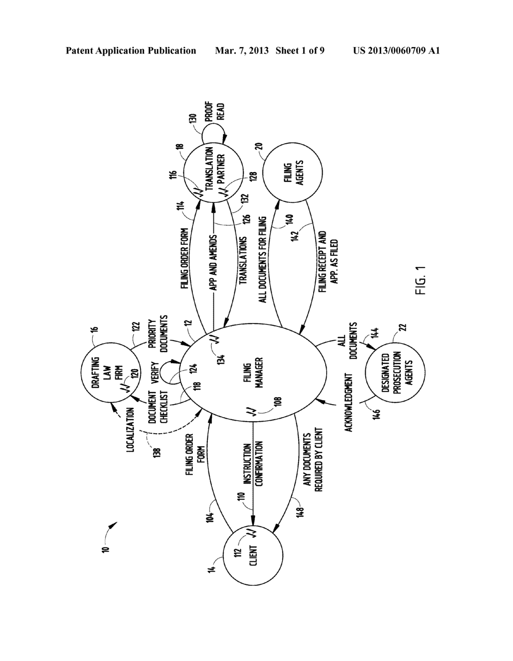 SYSTEM AND METHOD FOR FILING LEGAL DOCUMENTS - diagram, schematic, and image 02