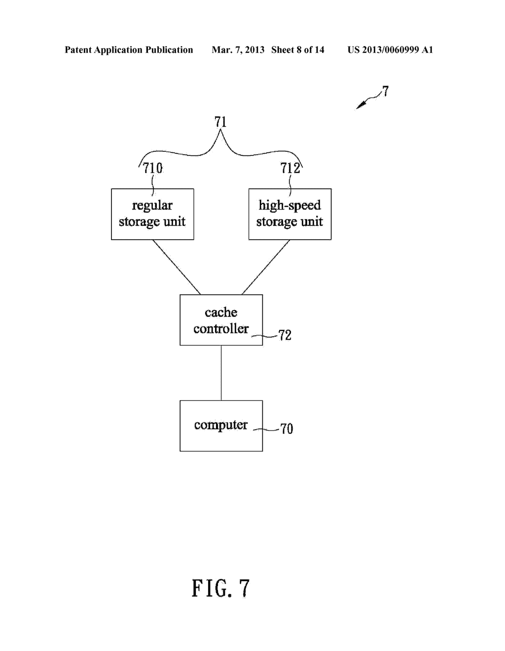 SYSTEM AND METHOD FOR INCREASING READ AND WRITE SPEEDS OF HYBRID STORAGE     UNIT - diagram, schematic, and image 09