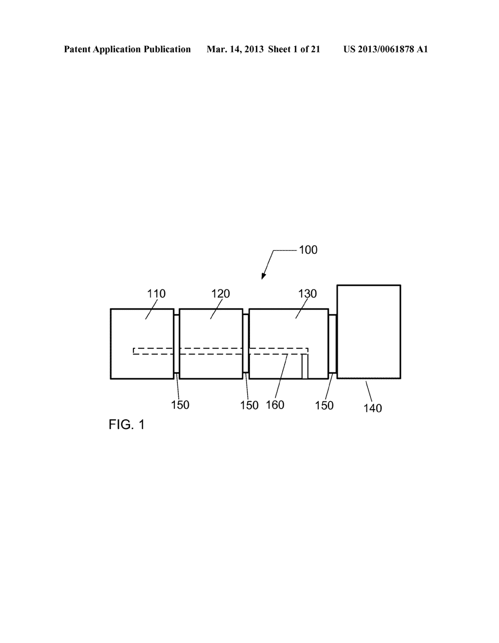 HIGH THROUGHPUT PROCESSING SYSTEM FOR CHEMICAL TREATMENT AND THERMAL     TREATMENT AND METHOD OF OPERATING - diagram, schematic, and image 02