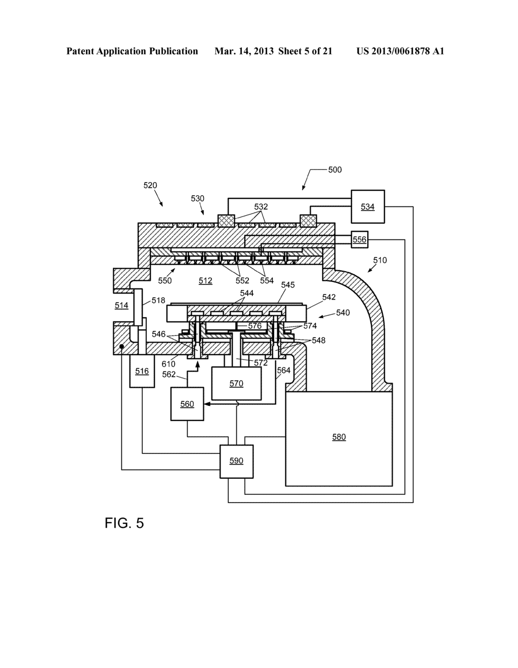 HIGH THROUGHPUT PROCESSING SYSTEM FOR CHEMICAL TREATMENT AND THERMAL     TREATMENT AND METHOD OF OPERATING - diagram, schematic, and image 06