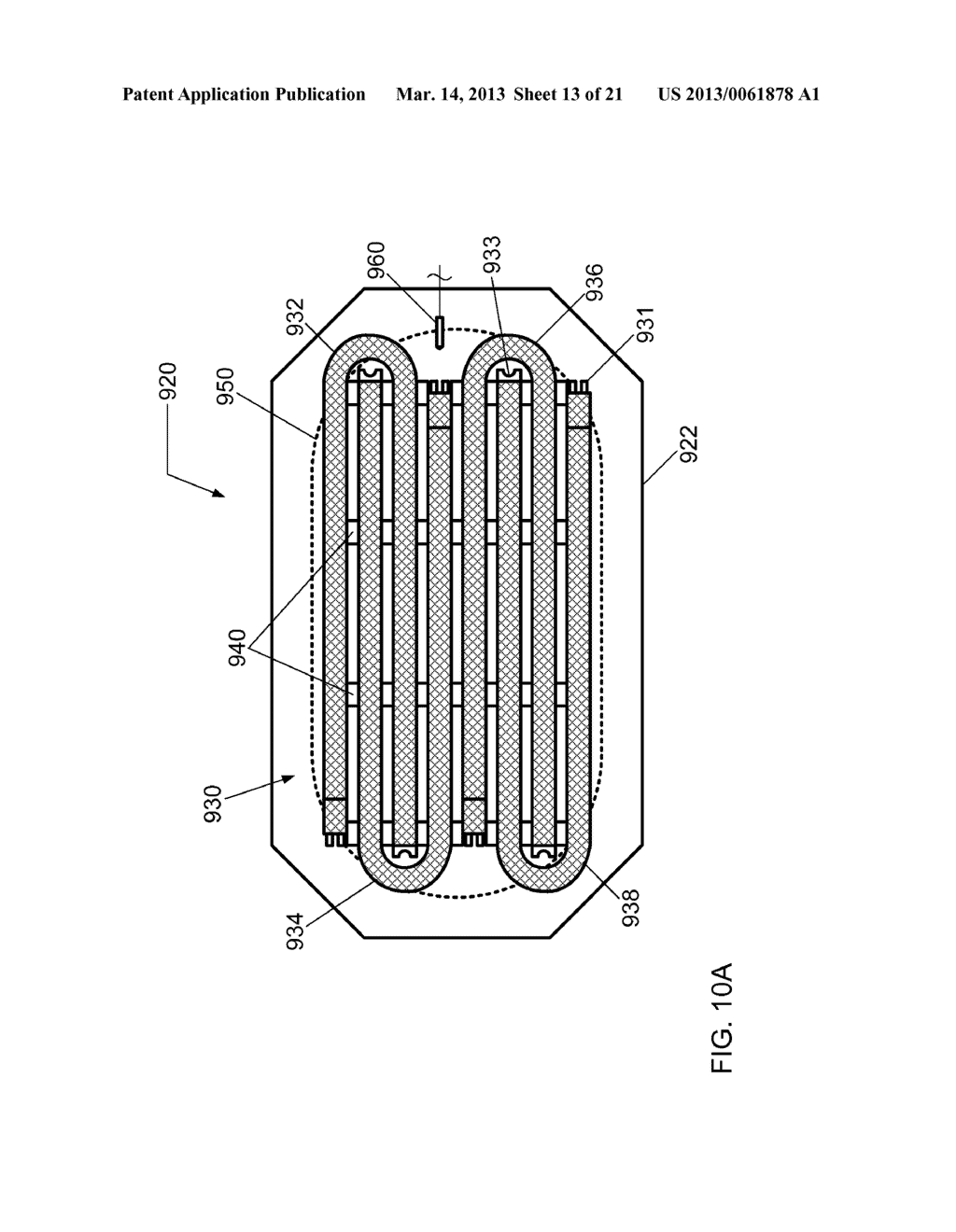 HIGH THROUGHPUT PROCESSING SYSTEM FOR CHEMICAL TREATMENT AND THERMAL     TREATMENT AND METHOD OF OPERATING - diagram, schematic, and image 14
