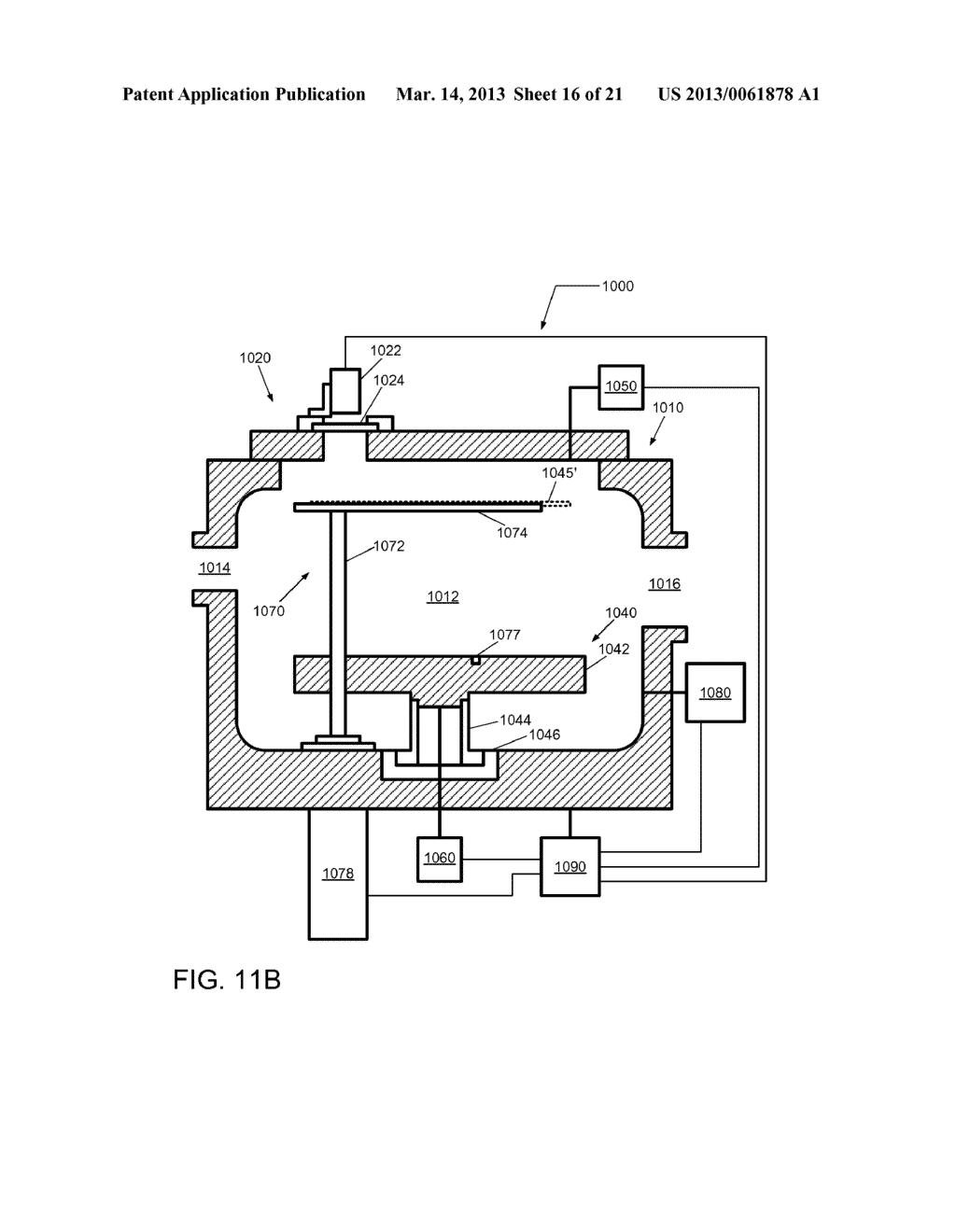 HIGH THROUGHPUT PROCESSING SYSTEM FOR CHEMICAL TREATMENT AND THERMAL     TREATMENT AND METHOD OF OPERATING - diagram, schematic, and image 17