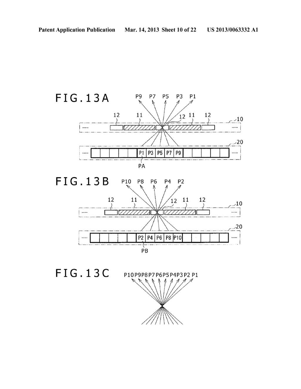 DISPLAY DEVICE, DISPLAY METHOD, AND ELECTRONIC APPARATUS - diagram, schematic, and image 11