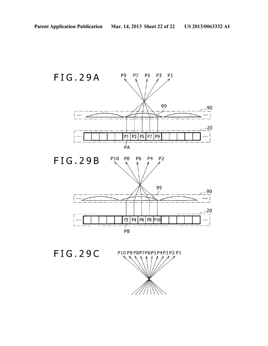 DISPLAY DEVICE, DISPLAY METHOD, AND ELECTRONIC APPARATUS - diagram, schematic, and image 23