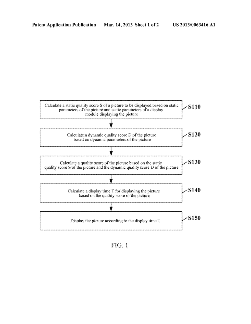 Image Display Method and Image Display Device - diagram, schematic, and image 02