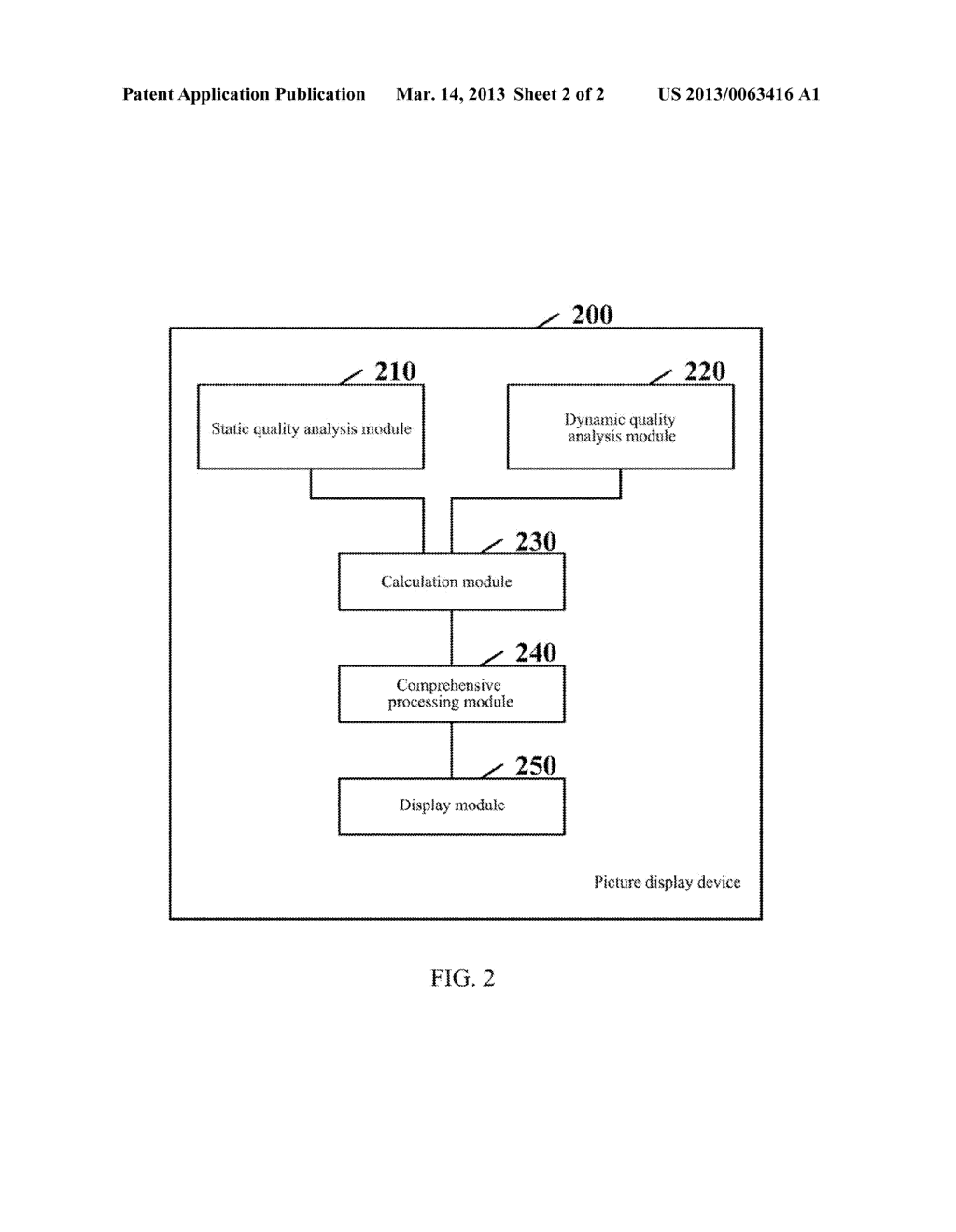 Image Display Method and Image Display Device - diagram, schematic, and image 03